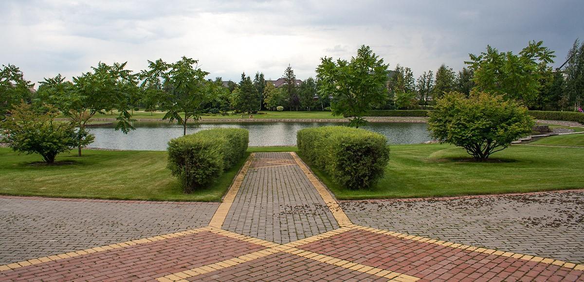 Парк Круглое озеро, КП Миллениум Парк