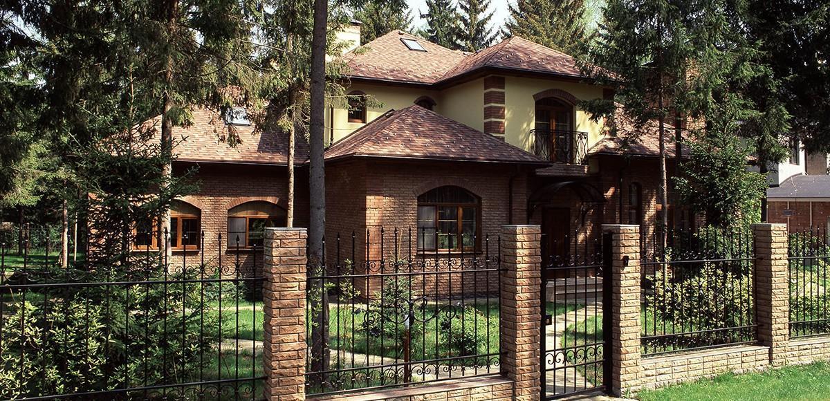 Дом в коттеджном поселке Шервуд