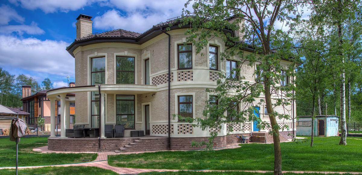Продается дом под ключ в коттеджном поселке Монтевиль