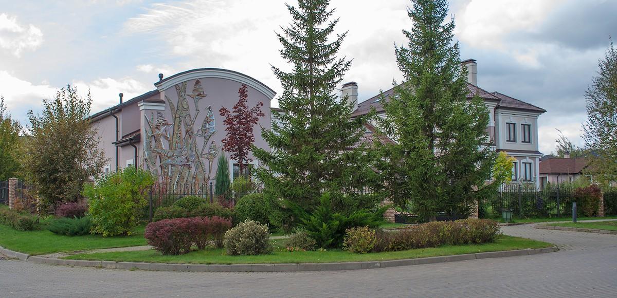 Дом из коллекции Вернисаж в КП Гринфилд