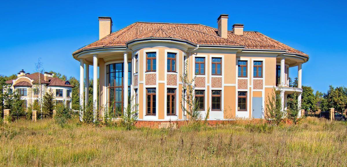 Продается дом без отделки в КП Гринфилд