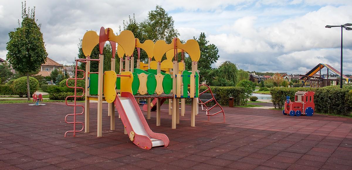 Детская площадка №2, КП Гринфилд