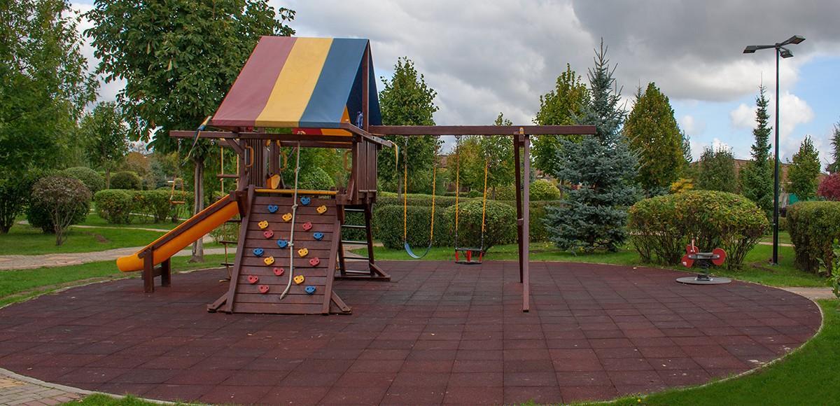 Детская площадка №3, КП Гринфилд