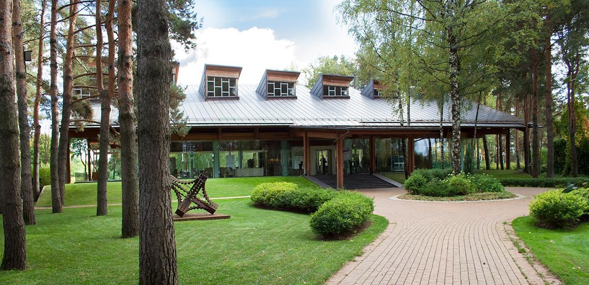 Клубный дом и ресторан «Домино», курорт Пирогово