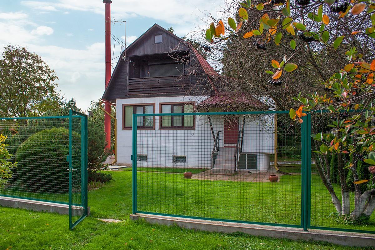 Дом 120 м2 в Чиверево