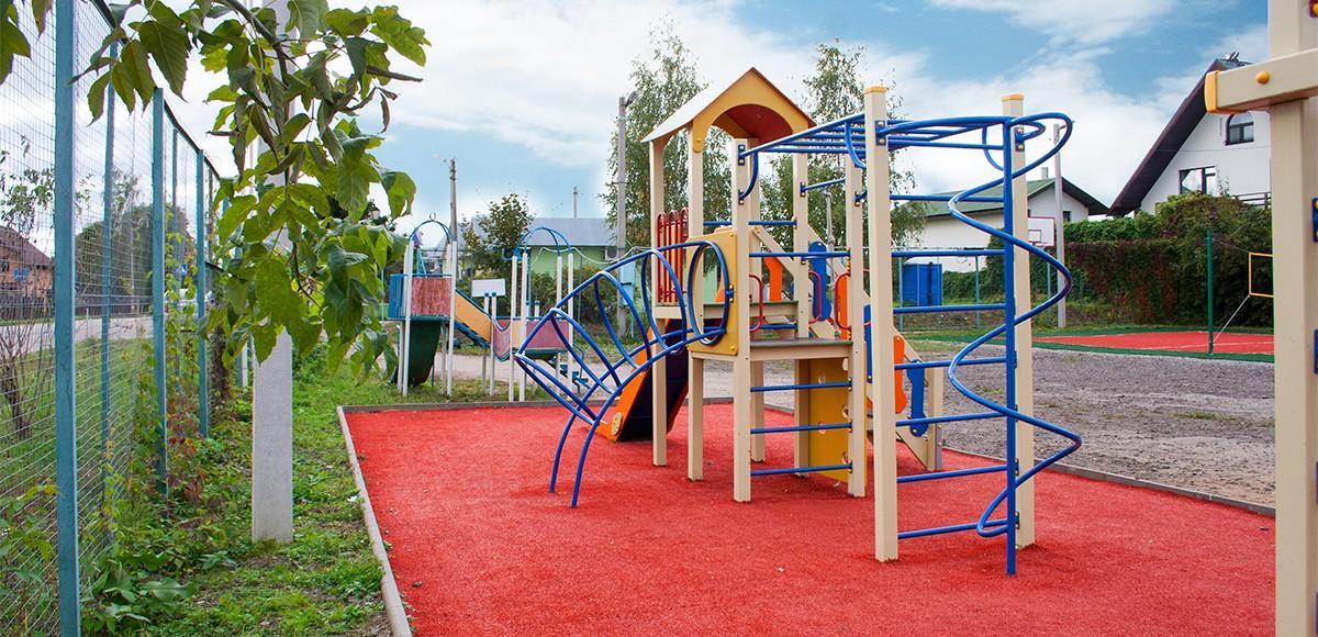 Детская площадка поселка Чиверево