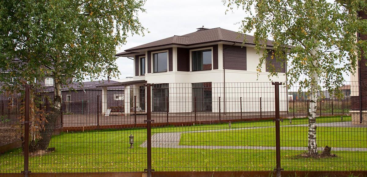 Дом в поселке Новорижский