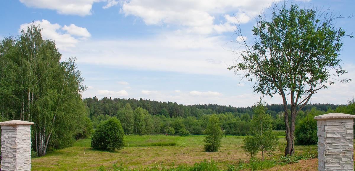 Шикарный лесной участок, КП Кристалл Истра
