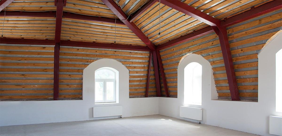 Мансарда - полноценный этаж в домах поселка Французский квартал