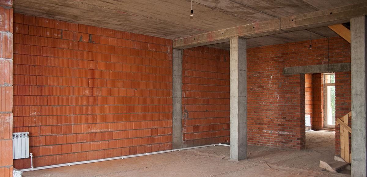 Дома из керамических блоков в КП Прозорово