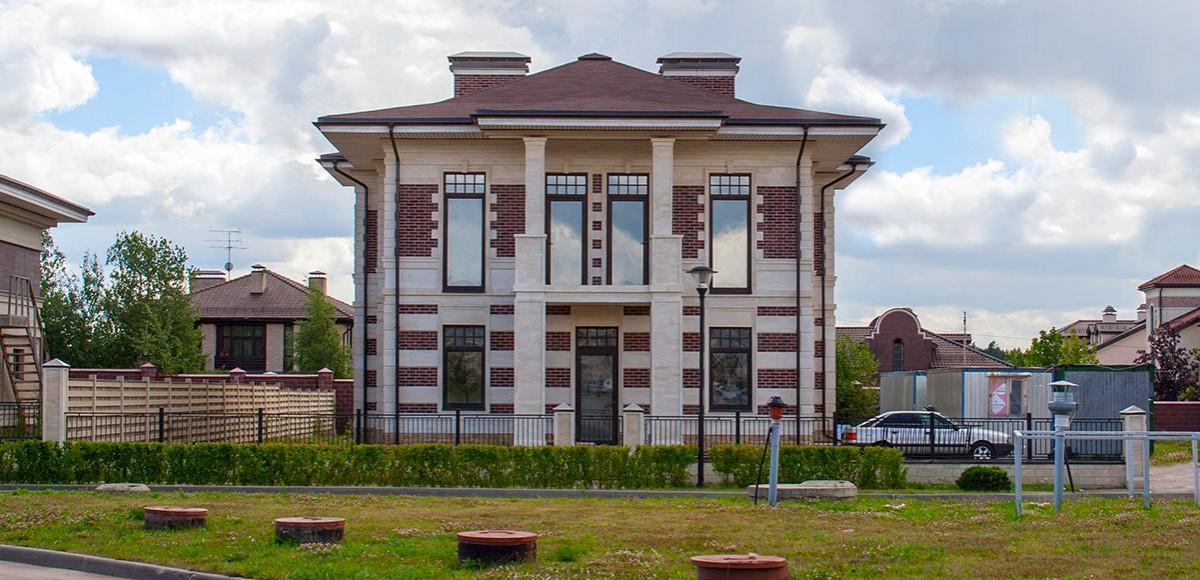 Дом в жилом поселке Прозорово
