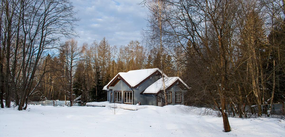 Гостевой дома в Усадьбе Миронцево