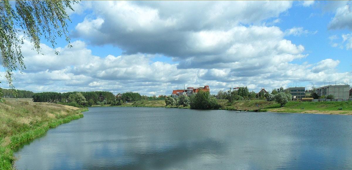 Москва река, недалеко от пос. Усово