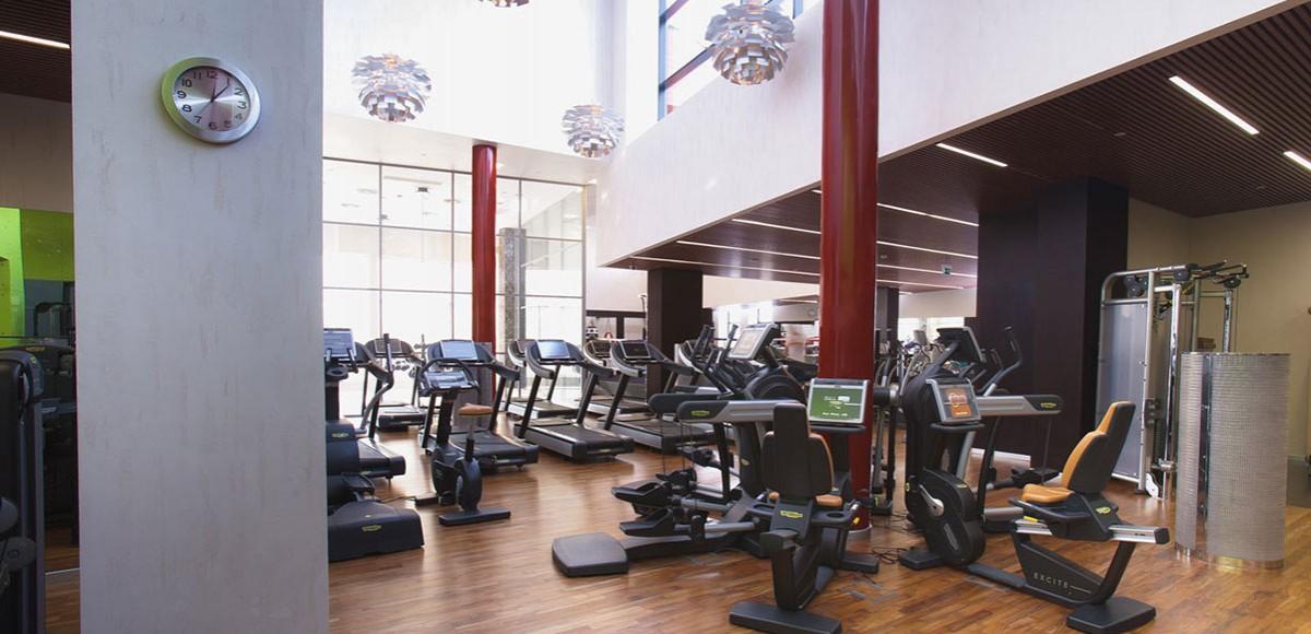 Тренажерный зал клуба Wellness Club Pride, Рублевка