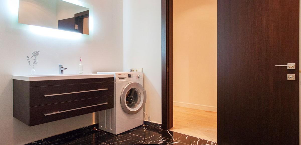 Ванная комната №1, вид 1, квартира 4, Усово
