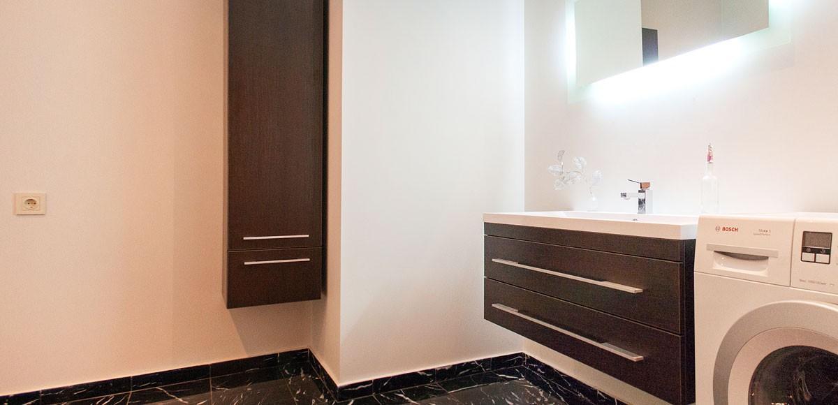 Ванная комната №1, вид 2, квартира 4, Усово