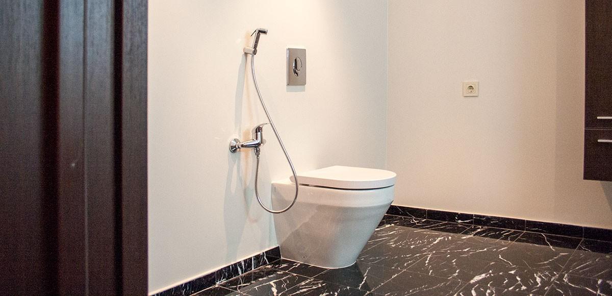 Ванная комната №1, вид 3, квартира 4, Усово
