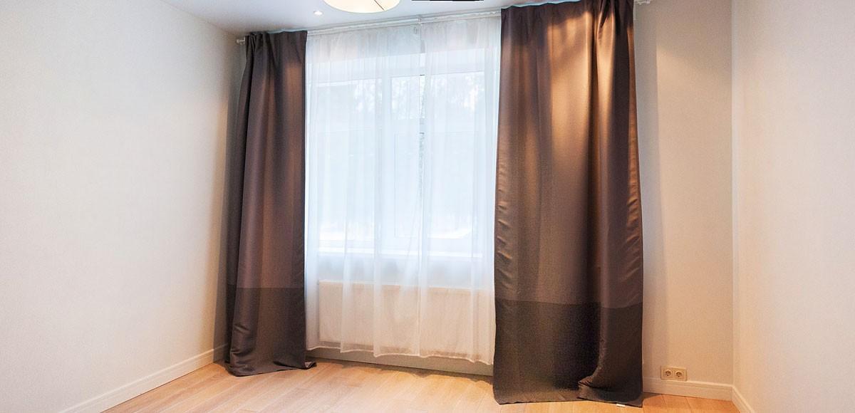 Гостевая или детская спальня, квартира 4, Усово