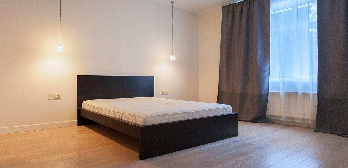 Главная спальня, вид 1, квартира 4, Усово