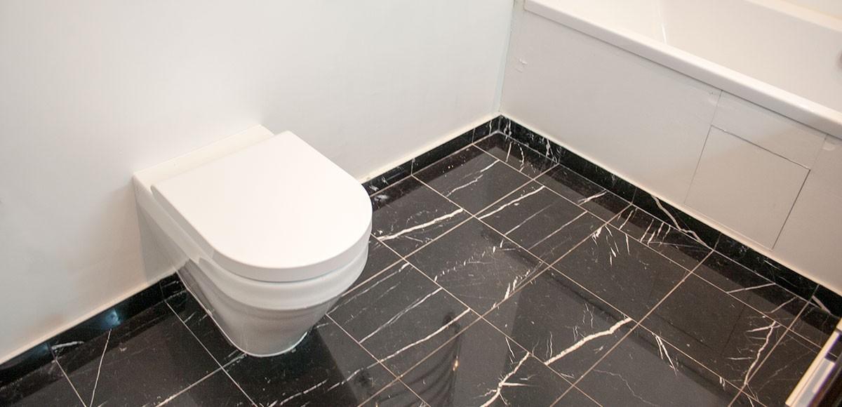 Ванная комната №2, вид 2, квартира 4, Усово