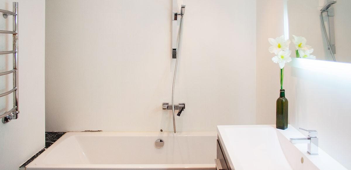 Ванная комната №2, вид 3, квартира 4, Усово