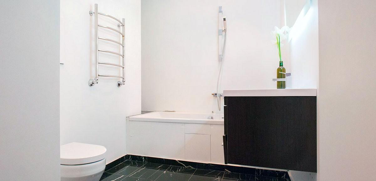 Ванная комната №2, вид 1, квартира 4, Усово
