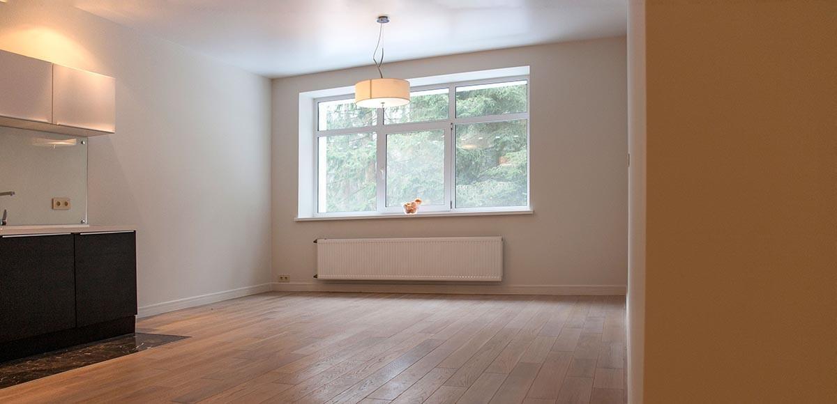 Кухня-гостиная, вид 3, квартира 7, Усово