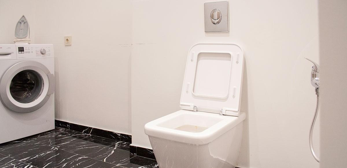 Ванная комната №1, вид 2, квартира 9, Усово