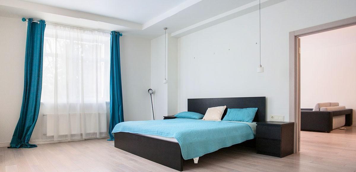 Спальня, вид 1, квартиры 9, Усово