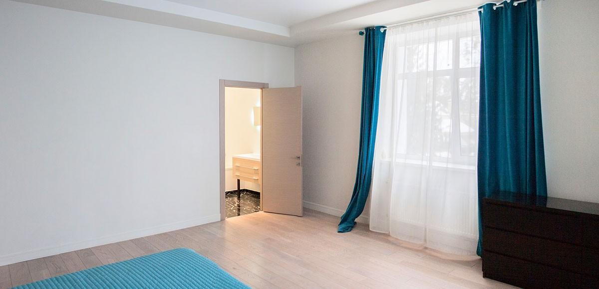 Спальня, вид 2, квартиры 9, Усово