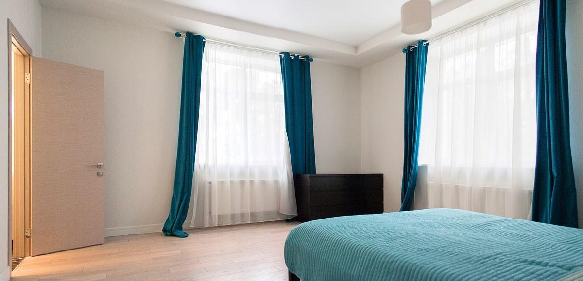 Спальня, вид 3, квартиры 9, Усово