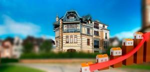 Рост цен на квартиры в КП Довиль