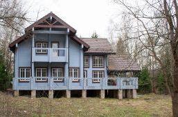 Двухэтажный дом №1